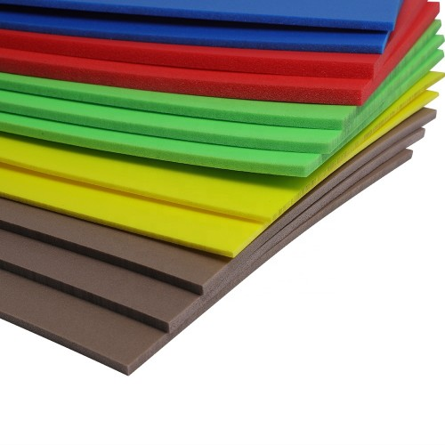 Colorful PP Sheets