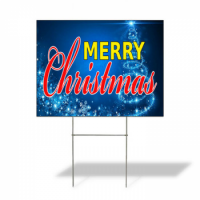 Customizable Printed Coroplast Sign Board