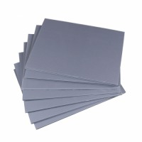 Gray PP Corrugated Correx Sheet