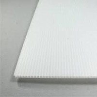 Polypropylene Fluted Sheet